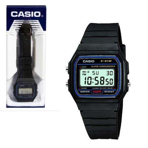 digital prices casio classic retro digital silver black gold 7dayshop