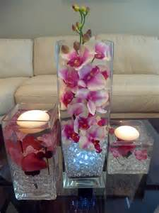 3 square vase set will hold a variety of