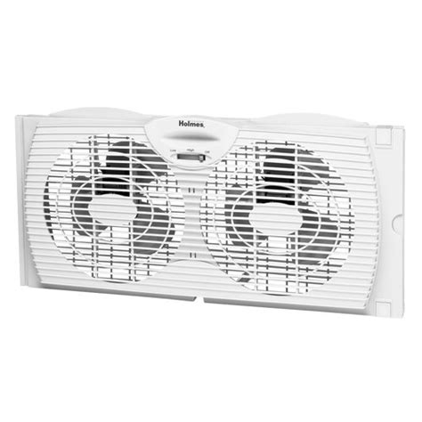 holmes dual blade twin window fan window fan deals on 1001 blocks