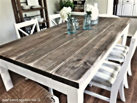 make a table for your dining room sidetracked sarah how to make your own dining room table 9810 full circle