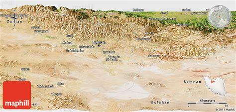 satellite map of iran satellite panoramic map of tehran