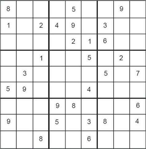 printable sudoku solver printable sudoku