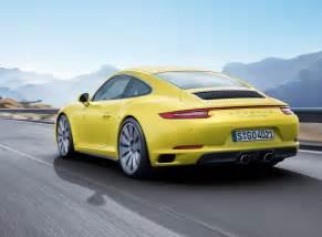 Porsche 911 Turbo 4s Turbo Turbo 252 Ber Alles 2016 4 And Targa 4 Join