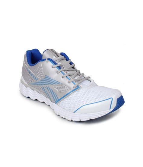 buy reebok white running sport shoes for snapdeal