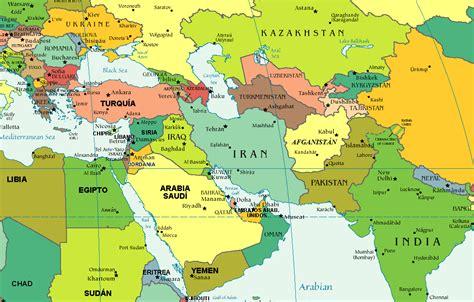 mapa mundo actual pol 237 ticamente incorrectos nociones de geoestrategia de