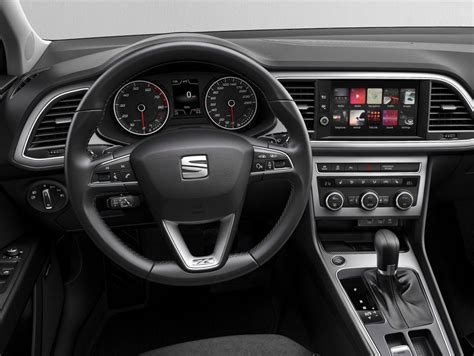 seat interni seat 2017 le foto restyling della compatta