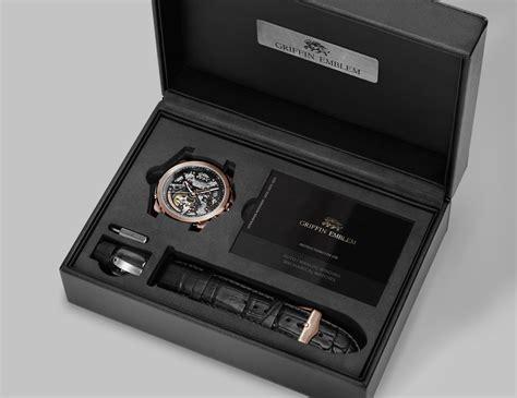 Emblem Automatic griffin emblem automatic watches 187 gadget flow