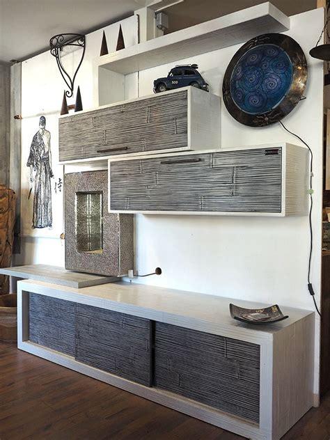 soggiorno minimal parete soggiorno minimal etnico moderno in legno e crash