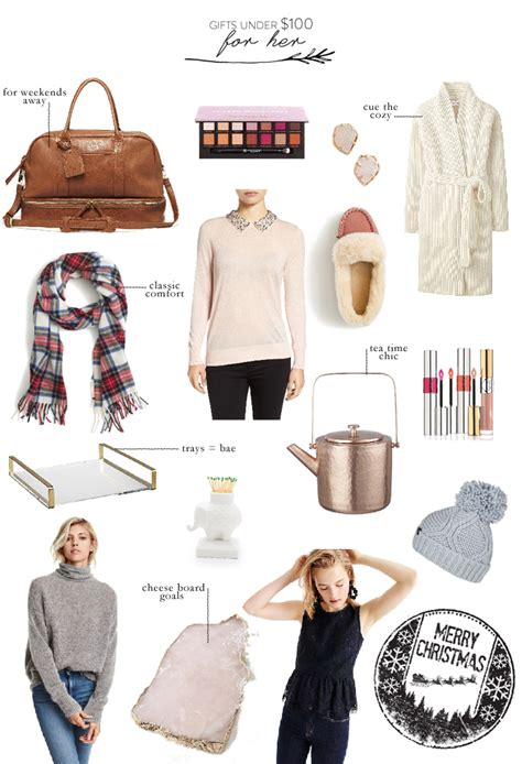 holiday gift ideas for her under 100 money can buy 45 christmas gift ideas under 100 for everyone on your