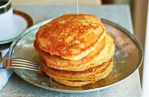 carrot and cottage cheese pancakes taste of beirut