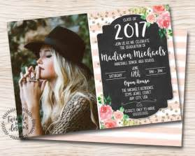 best 25 graduation invitations ideas on