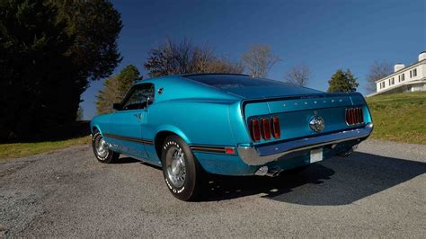 ford mustang mach 1 fastback 1969 ford mustang mach 1 fastback f226 indy 2017