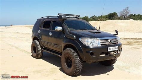 Toyota Fortuner Lift Kit Obelix The Invincible Toyota Fortuner 1 67 000 Km And