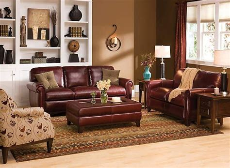 image result  gold walls  burgundy leather