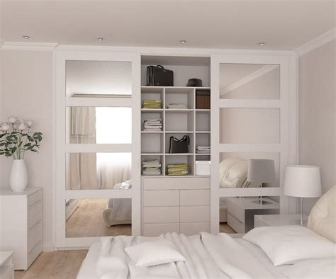 built in closet doors best 25 bedroom wardrobe ideas on wardrobe