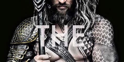 jason momoa s aquaman armor amp tattoos explained
