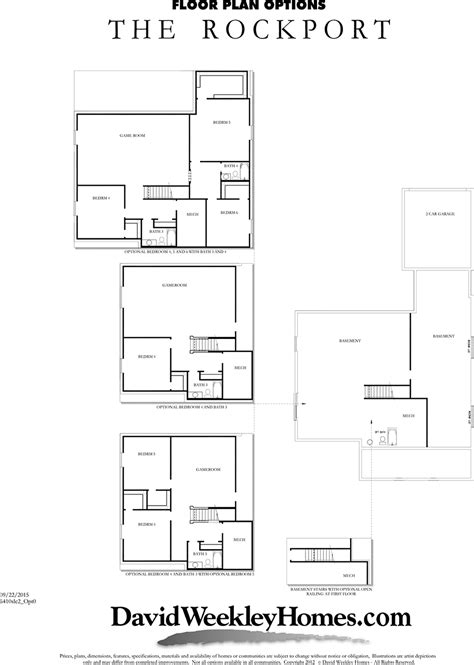 100 garbett homes floor plans 2013 salt lake parade