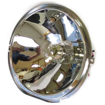 Chevy Parts » Reflector   Headlight With Bulbs (12v)