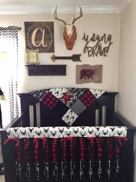 nursery bedding for boy best 25 deer themed nursery ideas on pinterest boy