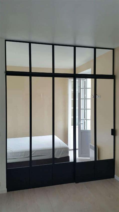 Porte Int Rieure Style Atelier 2381 by Verriere Avec Porte Coulissante Arangoslimo