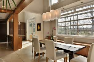 Dining room lighting contemporary with contemporary wood plank dining