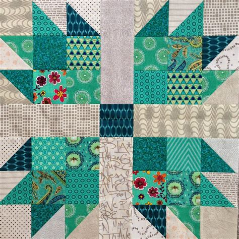 Scrappy Quilt Blocks by Wendy S Quilts And More Scrappy Paw Quilt Craft