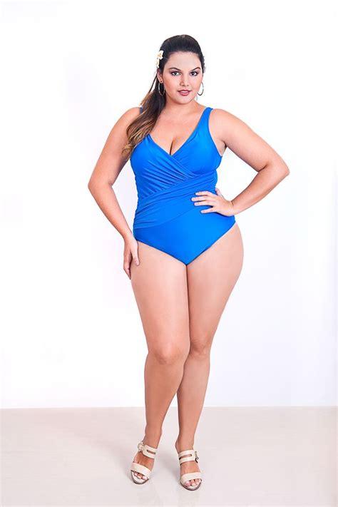 one piece swimsuits plus size models plus size swimsuit model curvy plus size swimwear
