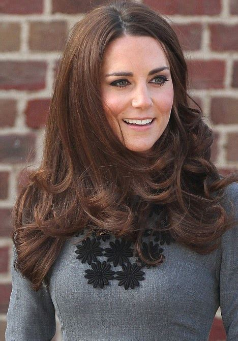 kate middleton s hair secret a glass of bitter and a