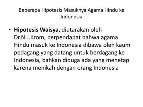 Psikologi Agama Oleh Dr Jalaluddin ppt masuknya agama hindu budha ke indonesia powerpoint presentation id 4046652