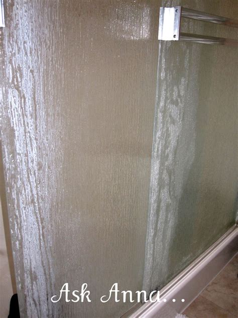 Cleaning A Shower Door The 52 Best Images About Barkeepers Friend In The Bathroom On Stains The Rust And