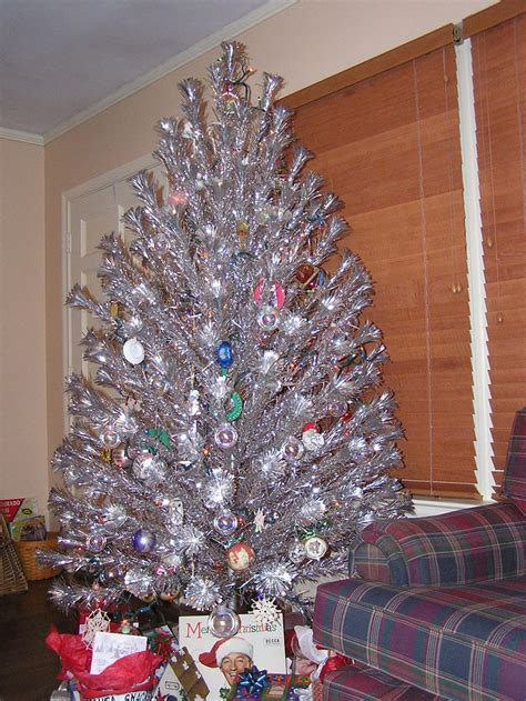 367 best aluminum christmas trees images on pinterest
