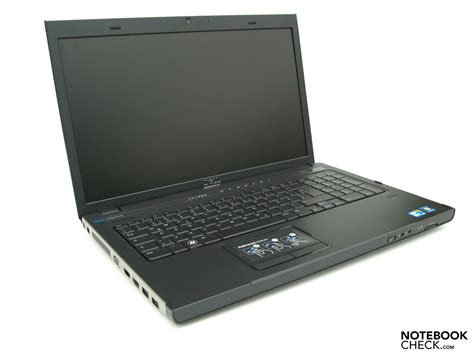 review dell vostro 3700 i7 720qm gt 330m notebook notebookcheck net reviews
