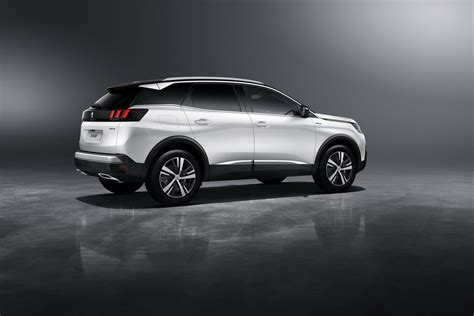 peugeot suv peugeot s new 3008 gt suv comes with a 180ps diesel