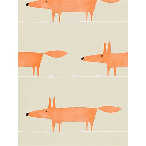 wallpaper paste for the wall buy scion mr fox paste the wall wallpaper john lewis