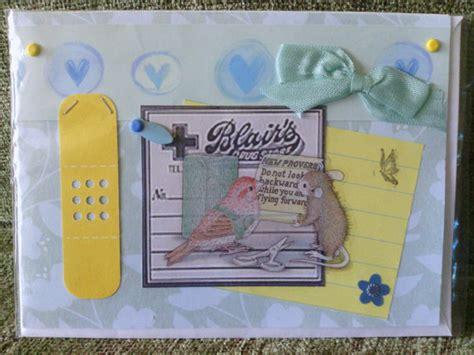 Get Well Handmade Cards - get well handmade card