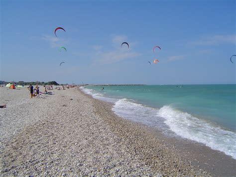 porto sant elpidio a mare spiaggia di marina faleriense trovaspiagge it portale