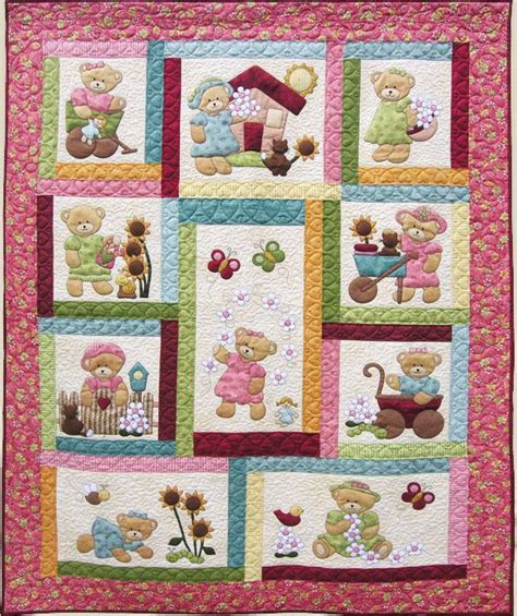 Kid Quilt by Quilts Pattern Quilts Para Ni 241 Os