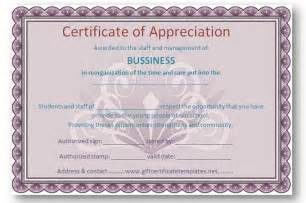 Employee Recognition Certificates Templates Free Employee Appreciation Certificate Templates Free