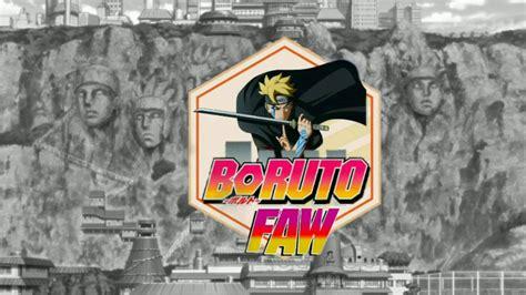 boruto intro boruto faw s intro youtube