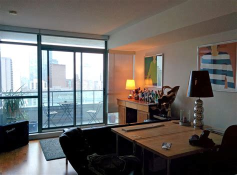 large one plus den condo for rent with a gorgeous view