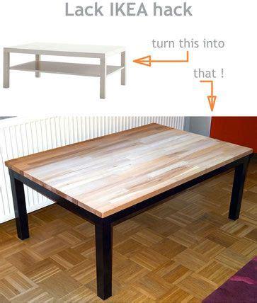 customiser table ikea lack ikea hack relooking d une table basse