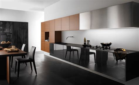 industrial kitchen designs applied with fashionable decor modern kitchen interior design by logoscoop roohome