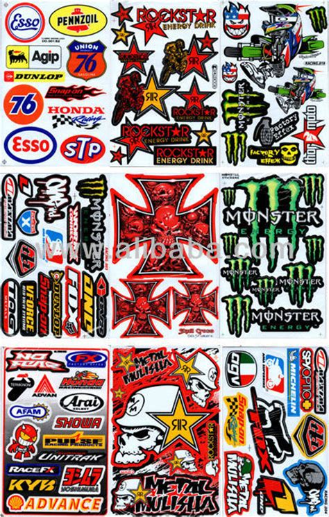 Sticker Tuning Logo by Logo Marque De Voiture Autocollant Decal Vinyle Tuning