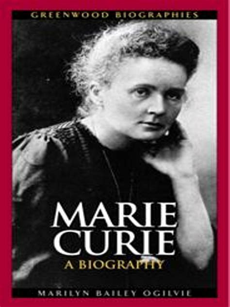libro marie curie little people marie curie una biograf 237 a marilyn bailey ogilvie