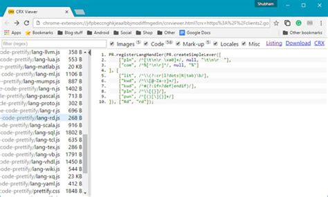 chrome zip file view source code and download chrome extension as a zip file