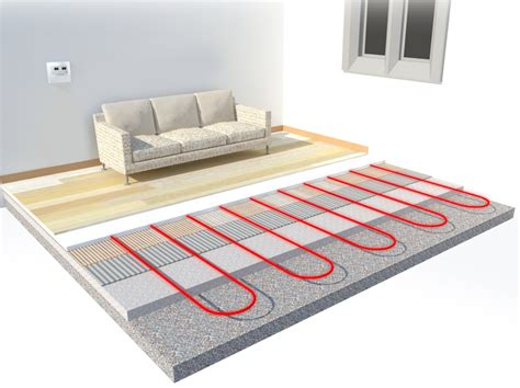 Floor In by Floor Heating Raon System English