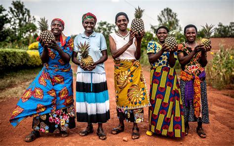 Perangko Against Hunger 2 F Rwanda world food day oxfam america