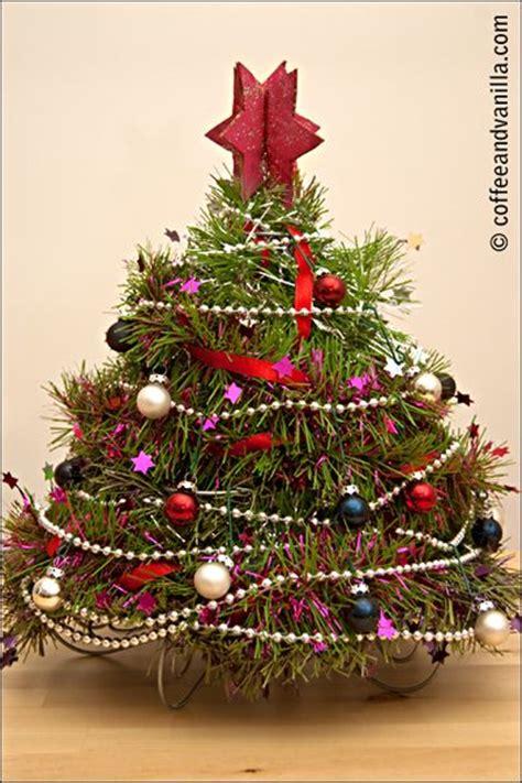 cupcake stand xmas tree holiday crafts pinterest