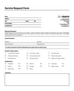 template request form service request form templates find word templates
