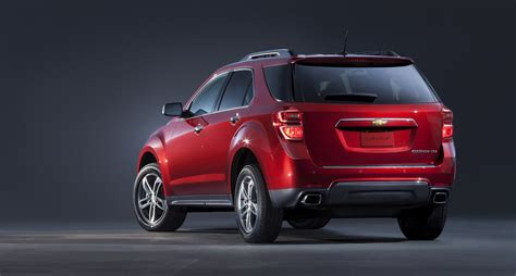 chevrolet equinox back 2016 chevrolet equinox or not gm authority